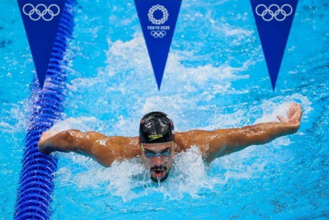 Plavec Richard Nagy v pretekoch na 400 m v Tokiu do finále nepostúpil, zaostal aj za vlastným rekordom