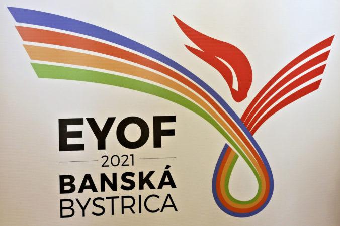 V Banskej Bystrici spustili odpočítavanie času do štartu Európskeho olympijského festivalu mládeže