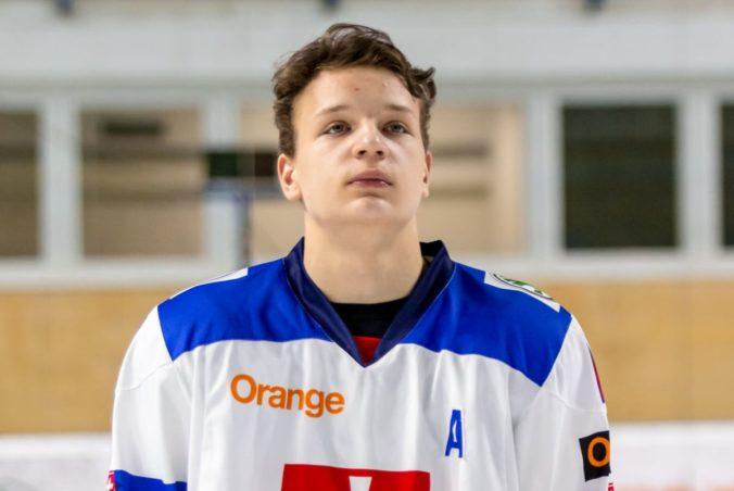V drafte NHL si Vegas vybral jediného Slováka, Demek sa o úspechu dozvedel kurióznym spôsobom (video)