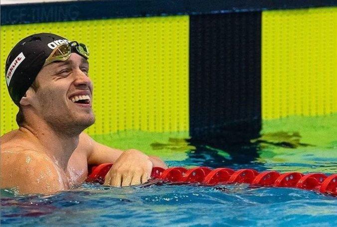 Ako oklamať testy na koronavírus? Ruský plavec sa žartom na olympiáde v Tokiu postaral o škandál