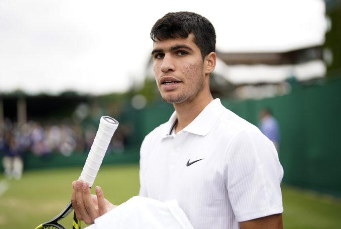 Carlos Alcaraz vyhral turnaj ATP ako tretí najmladší hráč od roku 2000, od Nadala ho delilo 8 dní