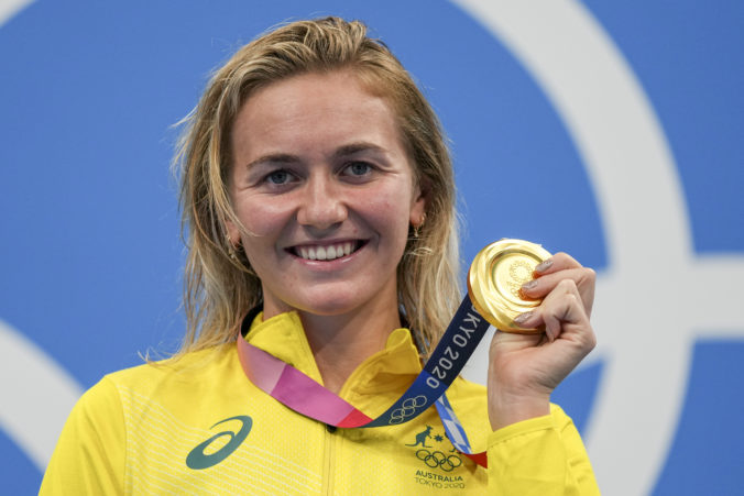 Ledecká našla na olympiáde prvú premožiteľku a Titmusovej tréner od radosti takmer vytrhol zábradlie (video)
