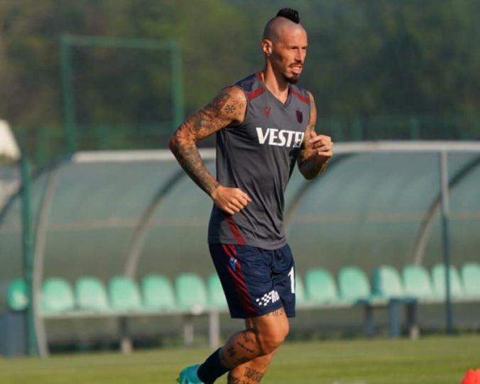 Hamšík odohral za Trabzonspor prvé minúty, na prvý gól si však musí ešte počkať