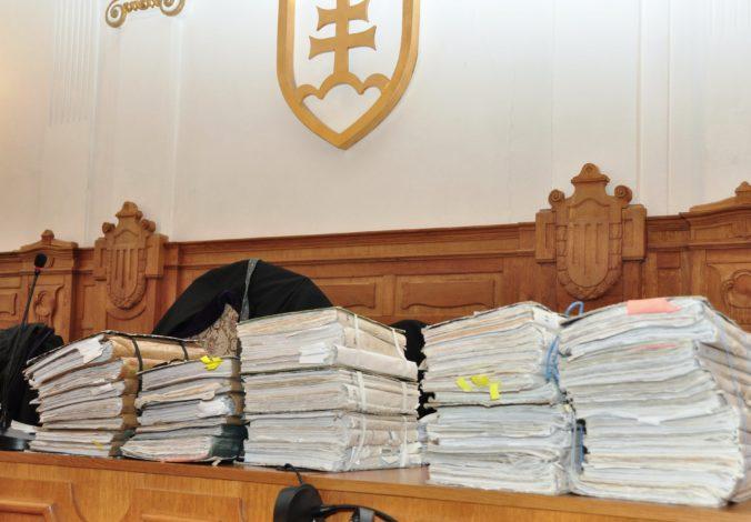Pandémia výraznejšie neohrozila prístup k spravodlivosti, hovorí správa o vývoji na súdoch