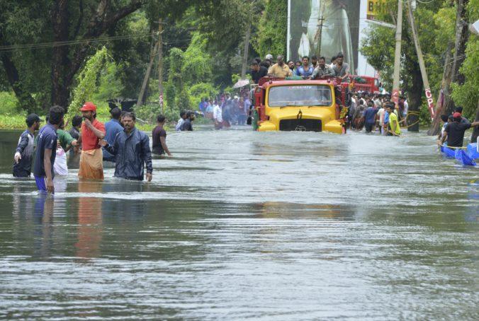 Slováci v Indii by sa mali mať na pozore, ministerstvo zahraničia varuje pred monzúnovými dažďami