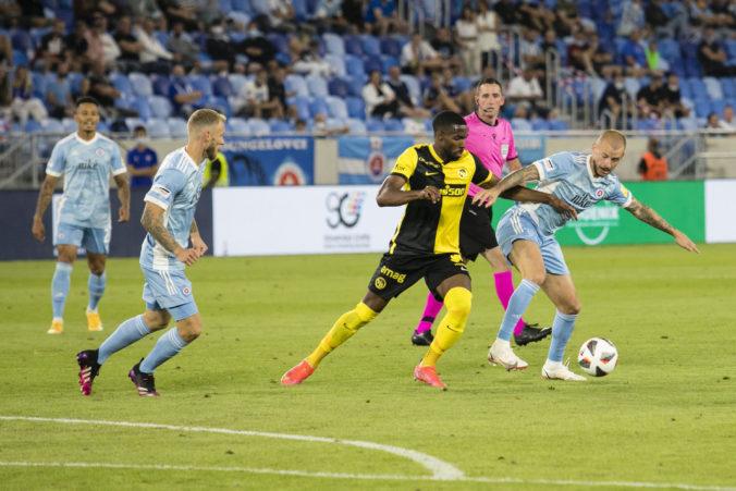 Slovan v odvete s Young Boys Bern zabojuje o 3. kvalifikačné kolo Ligy majstrov, šance sú vyrovnané