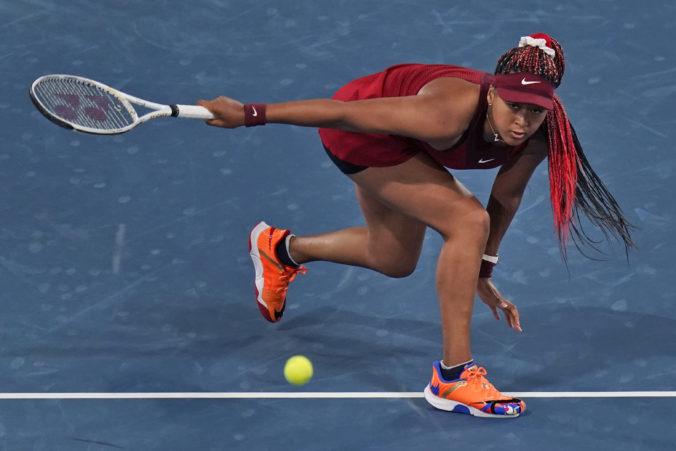Vondroušová na olympiáde v Tokiu šokujúco sfúkla Osakovú, vo štvrťfinále sú aj Badosová a Bencicová