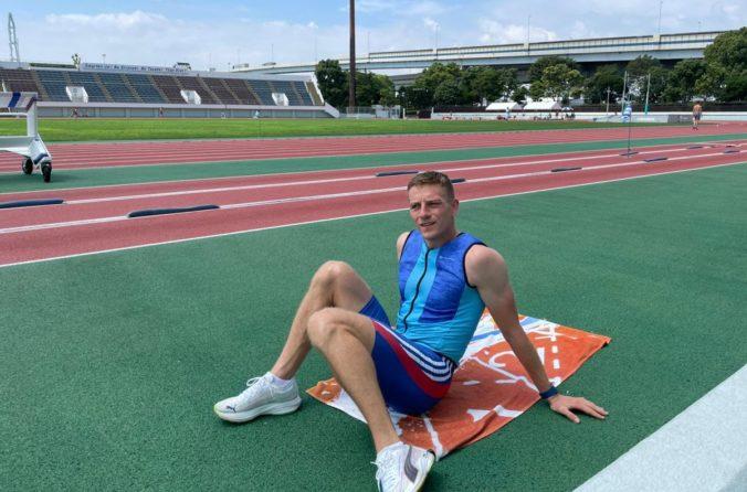 Volko nemohol pre bizarný problém trénovať na olympiáde v Tokiu, nezmestil sa do autobusu