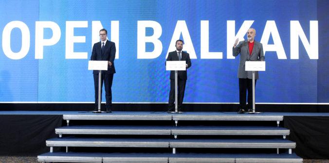 Krajiny Balkánu sa dohodli na vzájomnom otvorení hraníc pre pohyb ľudí a tovarov