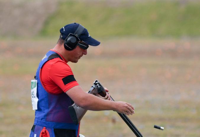 Letná olympiáda v Tokiu (trap): Erik Varga bojuje o finále, kde môže zabojovať o medailu
