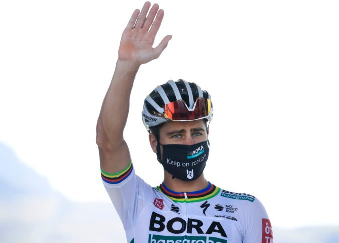 Peter Sagan končí v Bora-Hansgrohe, spolu s ním odchádzajú aj ďalší cyklisti
