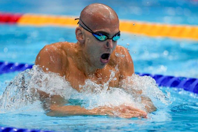 Cseh ukončil kariéru bez olympijského zlata. Phelps ma inšpiroval, aby som bol lepší