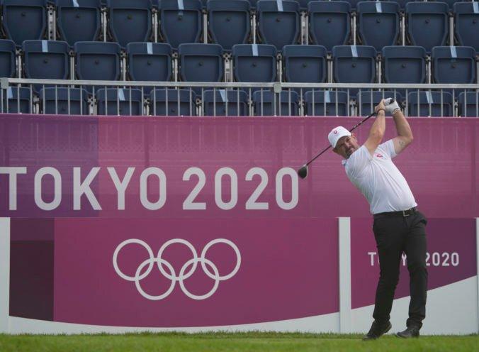 Letná olympiáda v Tokiu (golf): Sabbatini si polepšil a poskočil na priebežnú 11. priečku