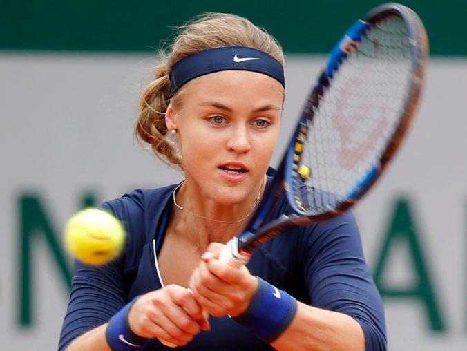 Schmiedlová mieri do finále WTA Belehrad, v semifinále zdolala krajanku Šramkovú