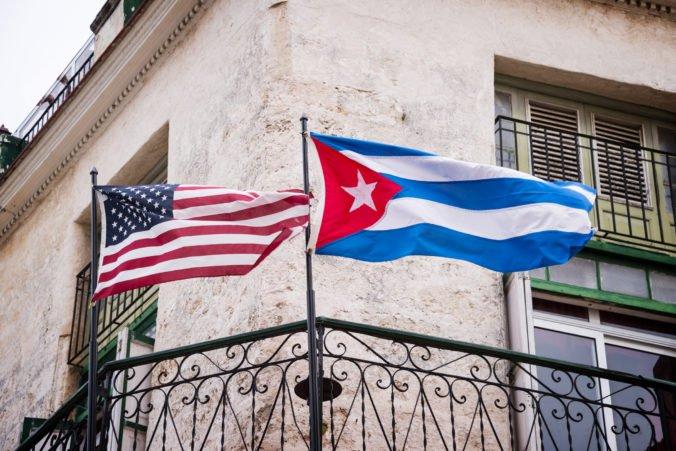USA rozšírili sankcie voči Kube, namierené sú proti najvyšším predstaviteľom polície