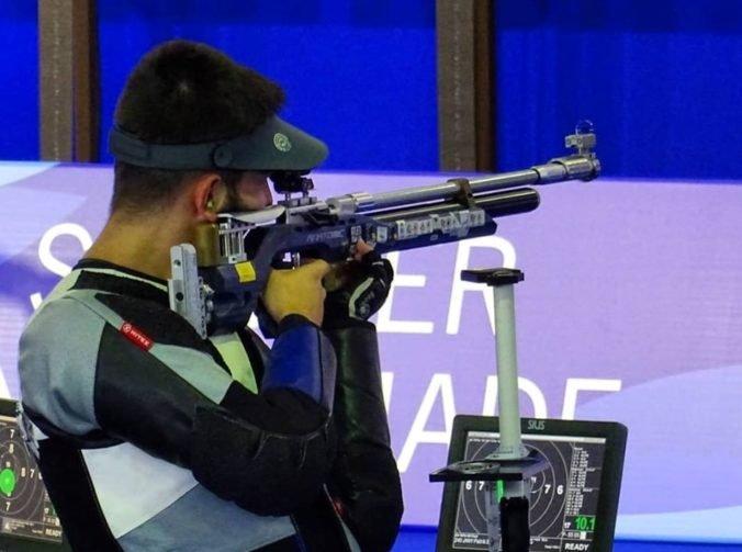 Letná olympiáda v Tokiu (športová streľba): Jány podal solídny výkon, ale druhú finálovú účasť si nepripísal