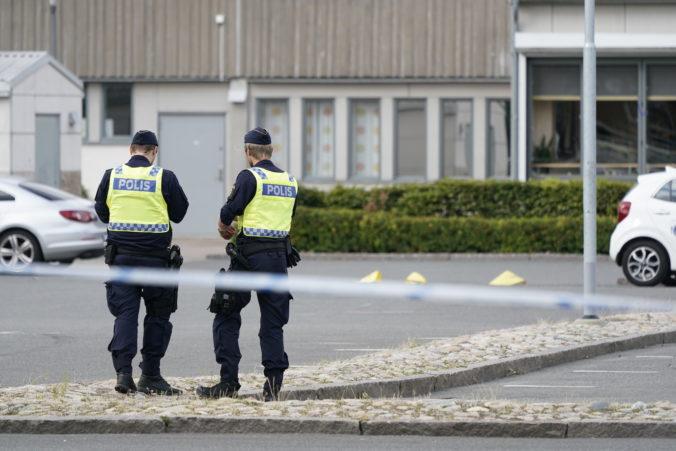 V Kristianstade na juhu Švédska sa strieľalo, správy o výstreloch prišli z viacerých častí mesta
