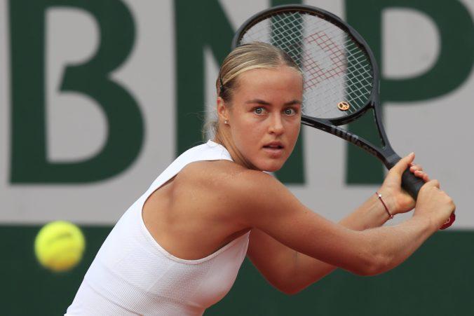 Schmiedlová je vo štvrťfinále na turnaji WTA v Kluži, víťaznú šnúru natiahla už na sedem zápasov
