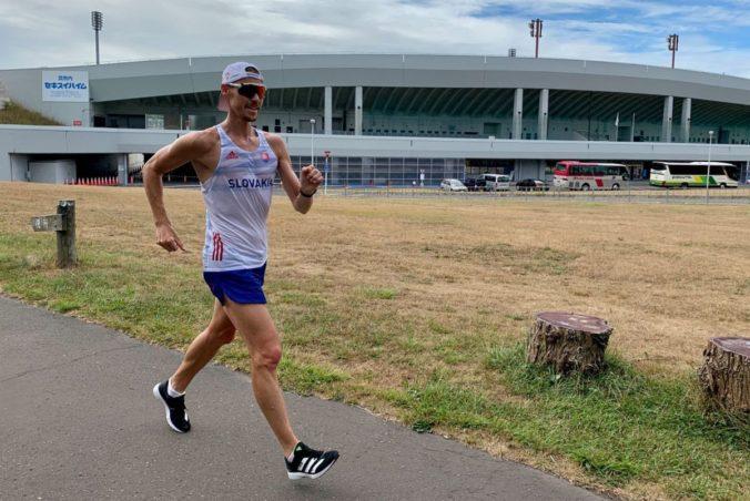Tóth urobil v príprave na olympiáde v Tokiu maximum, tréner Spišiak verí v dobrý výsledok