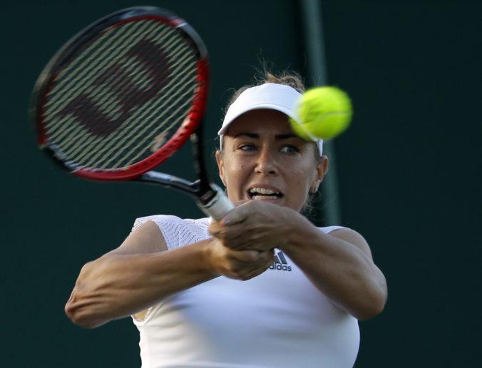 Kučová zdolala v Kluži domácu Barovú, vo štvrťfinále si zahrá proti Egypťanke Sherifovej