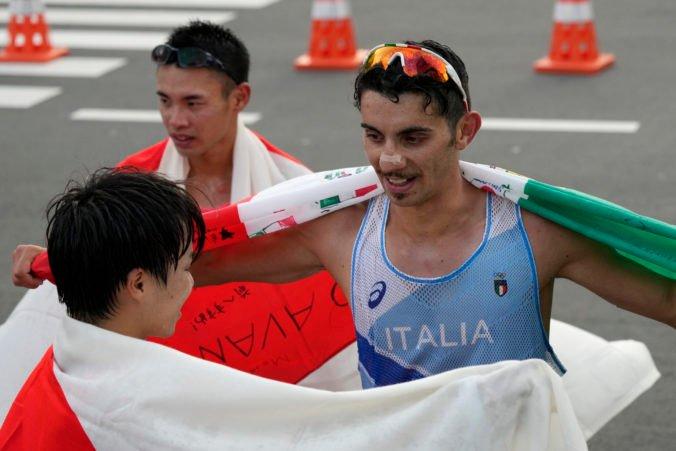 Úradník skončil v chodeckej dvadsiatke až na 41. mieste, zo zlata sa teší Talian Stano