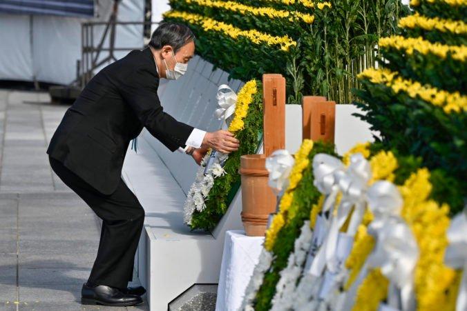 Hirošima si pripomenula 76. výročie zhodenia atómovej bomby, program ovplyvnili OH aj pandémia (video)