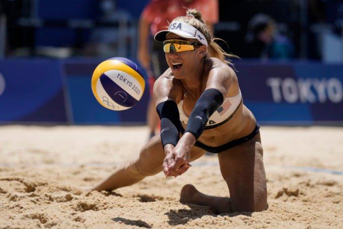 Kto si môže povedať, že má ako 39-ročný olympijské zlato? Plážová volejbalistka žiari šťastím