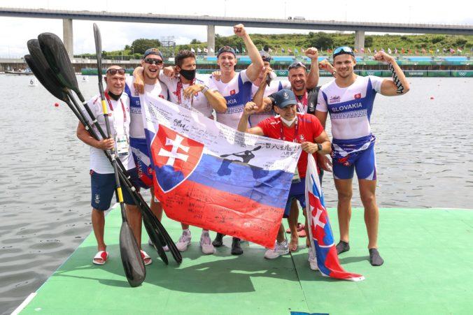 Slováci na olympiáde v Tokiu nesklamali, podľa šéfa výpravy však od niektorých športovcov čakali viac, ako dosiahli