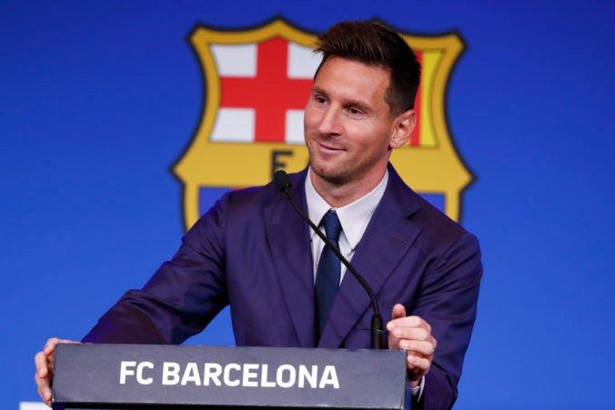 Messi má v Barcelone stále otvorené dvere, Laporta mu poslal výstižný odkaz