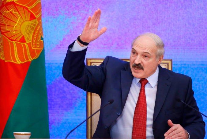 Opozícia pripravovala štátny prevrat, tvrdí prezident Lukašenko