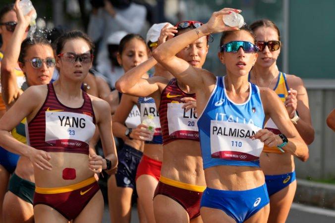 Športovci často súťažia v neľudských podmienkach. Nastanú pre vysoké teploty zmeny?