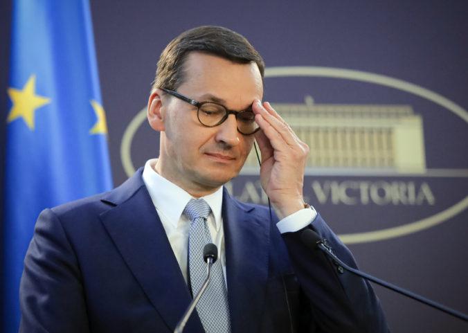 Koalícii v Poľsku hrozí rozpad, Morawiecki prepustil vicepremiéra pred hlasovaním o kritizovanom zákone