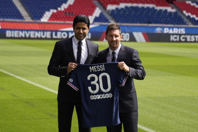 Messi priniesol do PSG veľa pozitív. Majiteľ klubu Al-Khelaifi vedel, že si ho môžu dovoliť