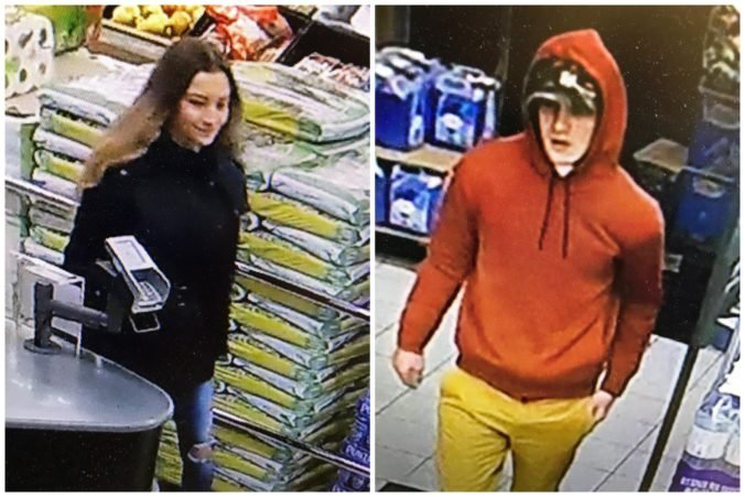Rakúska polícia žiada o pomoc, hľadá mladíka a dievča zo Slovenska alebo Česka (foto)
