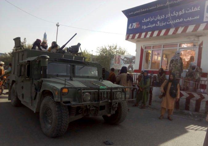 Taliban dobyl tretie najväčšie mesto v Afganistane a hrozí, že sa o pár mesiacov zmocní celej krajiny