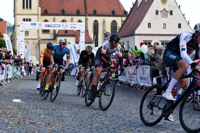 Televízne vysielanie cyklistických pretekov Okolo Slovenska dofinancuje vláda sumou 350-tisíc eur