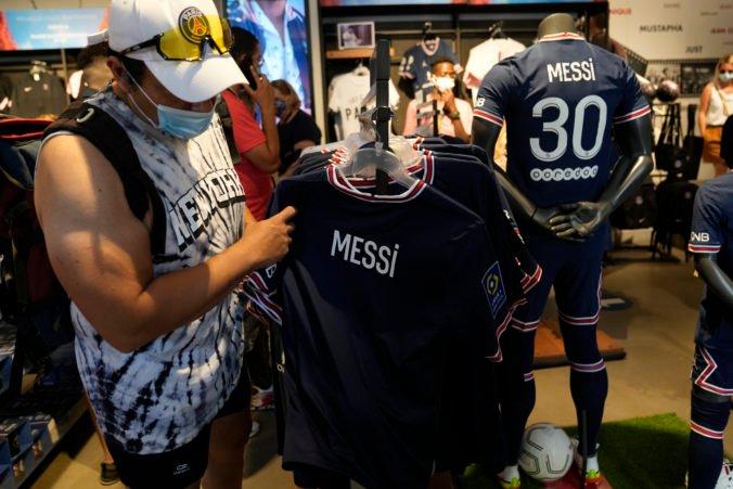 O Messiho dres je obrovský záujem, prekonal Ronalda a dosiahol absolútny futbalový rekord