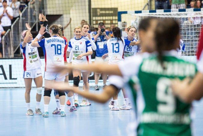 Slovenské hádzanárky dostali do skupiny MS európske tímy, v Španielsku vyzvú aj Česko