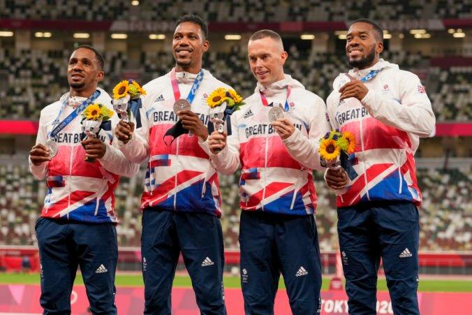 Špritnér Ujah je podozrivý z dopingu, britská štafeta môže prísť o striebro
