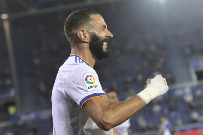 Real pri vstupe do novej sezóny La Ligy nezaváhal, tréner Ancelotti vyzdvihol Karima Benzemu