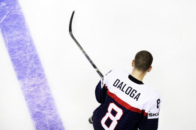 Ramsay predstavil nomináciu na ZOH 2022 do Pekingu, slovenským hokejistom pomôžu Ďaloga aj Hudáček
