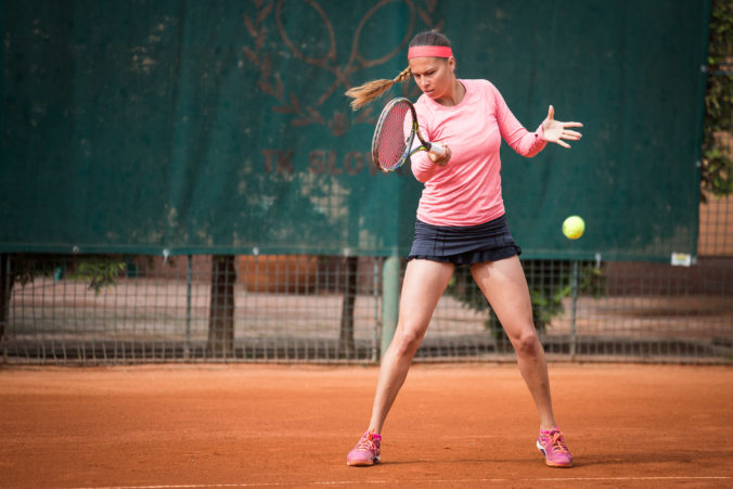 Slovenská tenistka Chantal Škamlová ukončila aktívnu kariéru, so súťažením sa rozlúčila výhrou