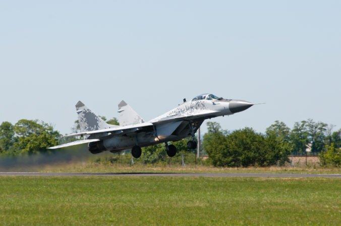 Na juhu Ruska havarovala stíhačka MiG-29, pilot pri nešťastí zahynul