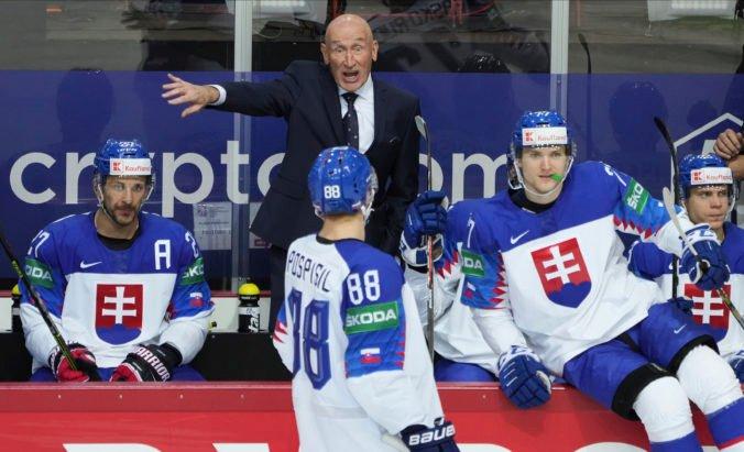 Slovenských hokejistov čaká v kvalifikácii na olympiádu náročná skúška, Ramsay mladému tímu verí
