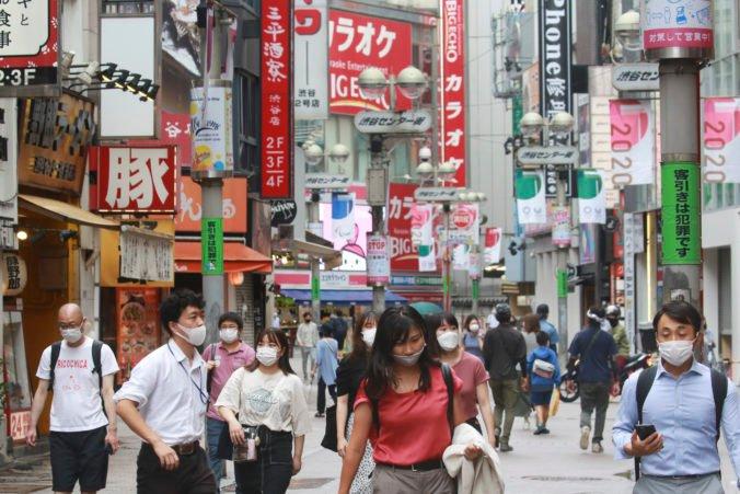 Japonsko rozširuje núdzový stav, niektoré nemocnice už údajne odmietajú pacientov