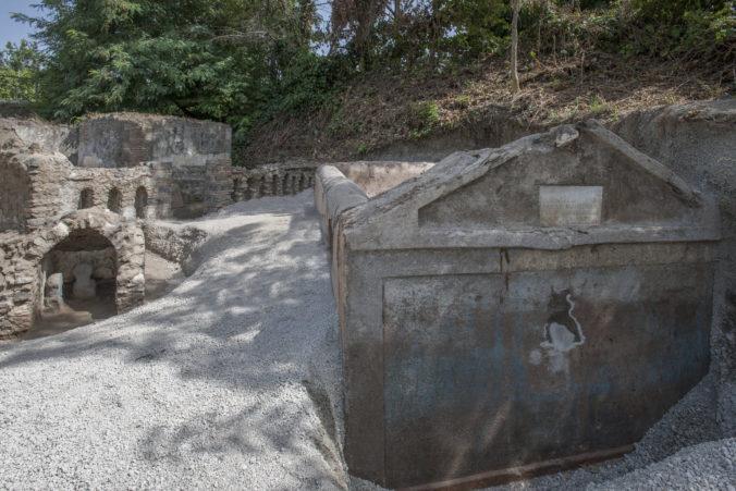 Archeológovia našli v Pompejach nezvyčajný nález, dokazuje aj používanie gréčtiny (foto)