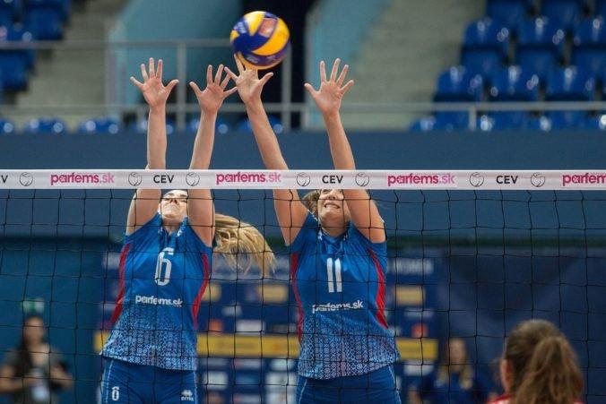 Dva zápasy, dve prehry. Slovenky v Zadare sú po zápase s Chorvátkami stále bez bodu