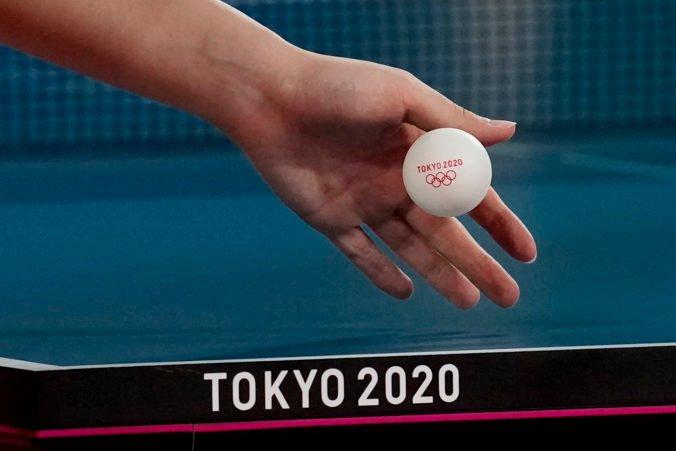 Stolný tenista Ludrovský vyhral prvý zápas na paralympiáde v Tokiu, súpera si študoval na videu
