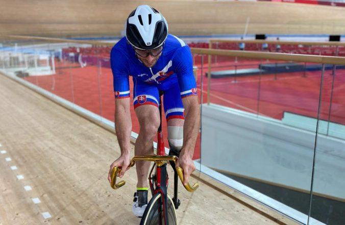 Fantastický Metelka získal bronz na paralympiáde v Tokiu, Llamas utvoril svetový rekord
