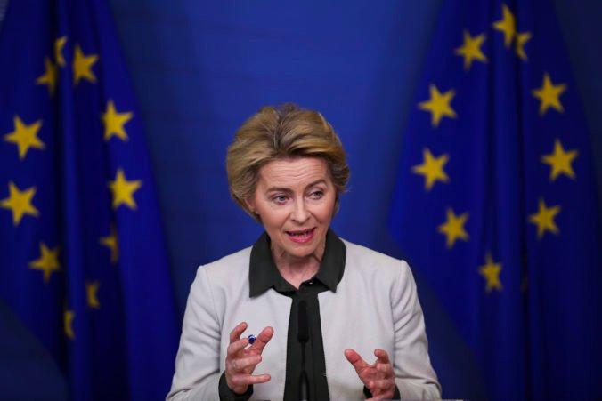 Leyenová bude mať prejav o stave Európskej únie, europoslancom ho prednesie v septembri